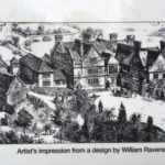 Artist's impression of Ambarrow Court