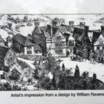 Artist's impression of Ambarrow Court