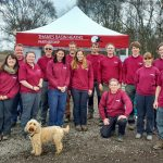 The Thames Basin Heaths Partnership team warden the heaths