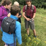 Guided walk at Riverside Nature Reserve with Education & Engagement Officer Michael