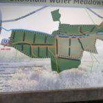 Sign at Chobham Water Meadows