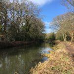 Basingstoke Canal, Wellesley Woodlands