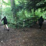 Fun and games at Ambarrow Court