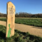 Leaping Hare route at Bramshot Farm