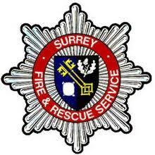Surrey Fire and Rescue logo