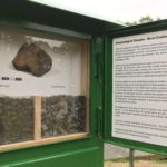 Mini-museum at Buckler's Forest