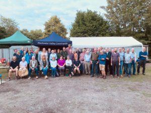 BVC volunteers at BBQ 2019