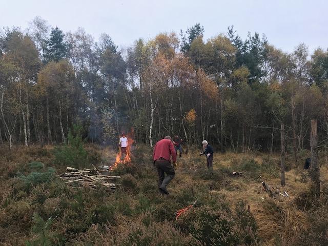 Wildmoor Volunteers
