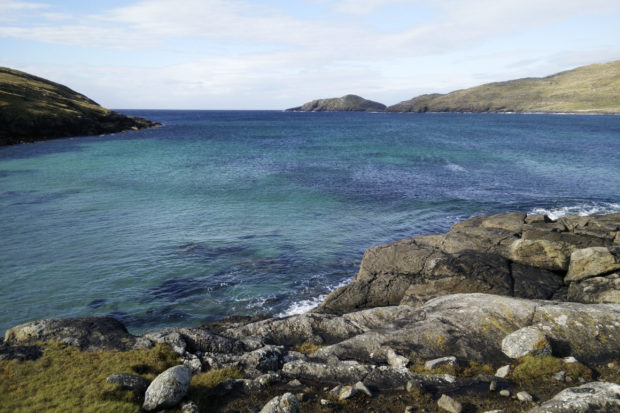 Picture of the Outer Hebrides, Scotland