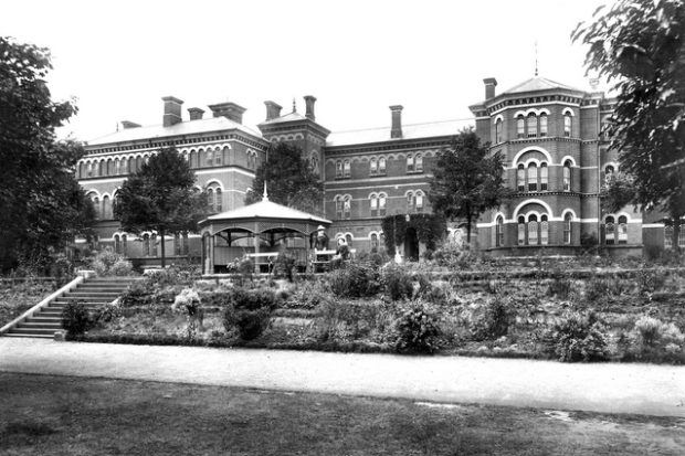 Photograph of Broadmoor Hospital