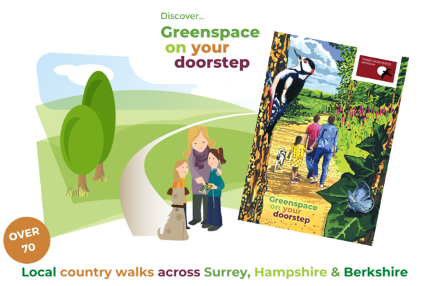 Discover 'Greenspace on your doorstep'