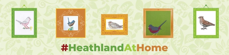Heathland at home banner