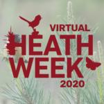 Heath Week 2020 logo