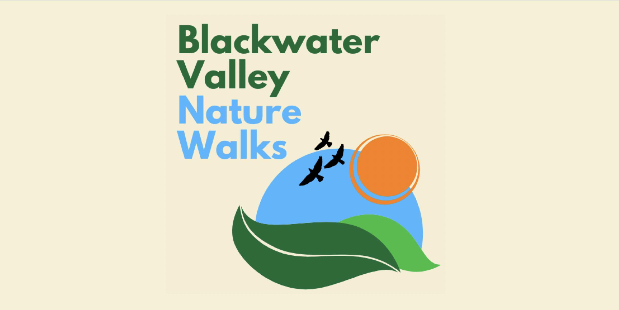 Blackwater Valley Nature Walks logo