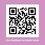 Click here to give feedback on Heath Week