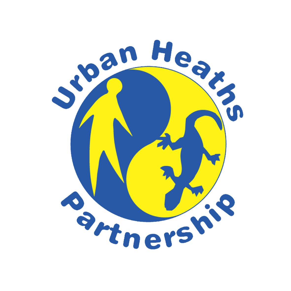 Dorset Urban Heaths Partnership logo