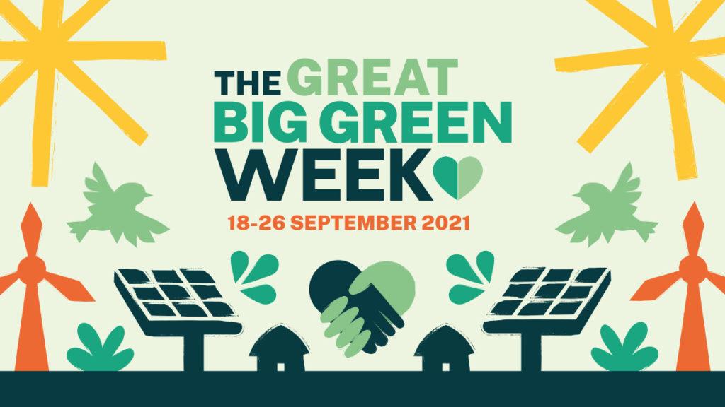 """The Great Big Green Week logo"